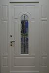 Дверь МДФ шпон + МДФ шпон DMS04