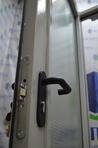 Дверь с армированным стеклом DMS01