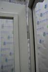 Дверь с армированным стеклом DMS02