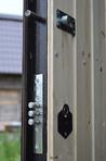 Ворота Гаражные G012